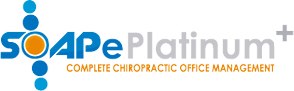 SOAPe Platinum Chiropractic EMR Software
